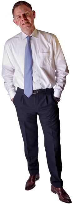 Buddy Mensonides, interim manager transport & logistiek